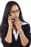 Woman on Phone Thumbnail