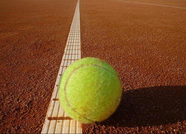 Tennis Ball Boundary