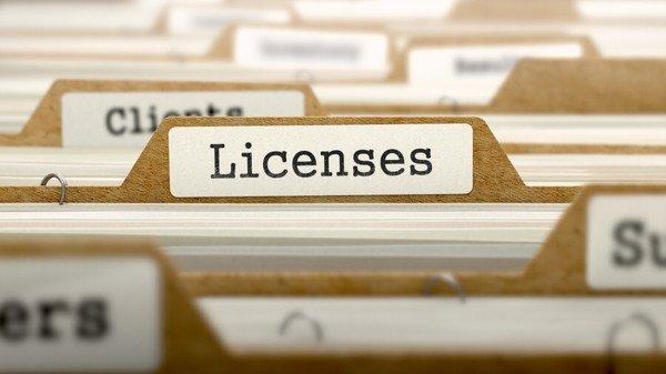 Licenses File